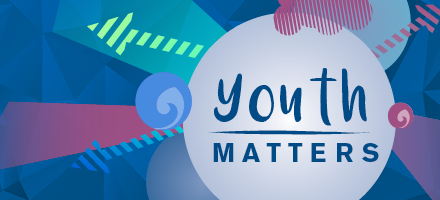 Access MYD's Youth Matters monthly e-newsletters and subscribe to receive future editions!